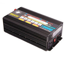 1000W 2000W (Peak) POWER INVERTER DC12V-AC110V SOFT START +UPS & Battery Charger