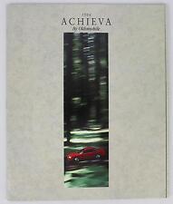 Oldsmobile 1994 Achieva Sales Brochure / Literature