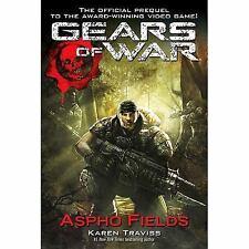 Gears of War: Aspho Fields by Steven Kent and Karen Traviss (2008, Paperback)
