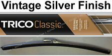"Classic Wiper Blade 15"" Antique Vintage Styling Silver Finish - Trico 33-150"