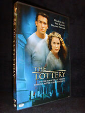 The Lottery (DVD, 2003) Mint Disc!•No Scratches!•USA•Out-Of-Print!•Keri Russell