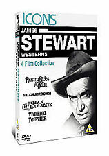James Stewart Westerns - Destry Rides Again 1939/Shenandoah/The Man From...