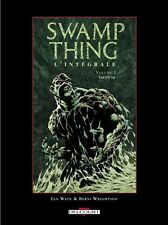 BERNI WRIGHTSON BERNIE SWAMP THING RUN IN BLACK & WHITE RARE HC HARDCOVER