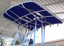 Custom made T-Top Replacement Cover, Sunbrella canvas canopy covers for boat