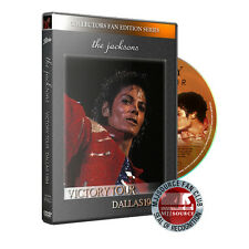 Michael Jackson DVD - Victory Tour Live In Dallas DVD
