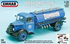 Emhar 2403 Bedford LWB 5-Ton Tanker Truck 1:24 Scale Kit