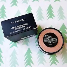 Authentic MAC Loose Beauty Powder *NATURAL FLARE* Peach Gold Highlighter RARE
