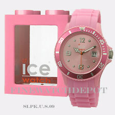 Authentic Ice Sili Pink Unisex Watch SI.PK.U.S.09