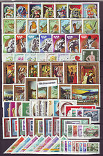 HUNGARY 1973. Complete year set with blocks EUR 109 !