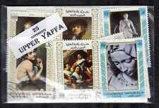 Haut Yafa 25 timbres différents