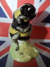 MINT BABBITY BUMBLE BEE BEATRIX POTTER FIGURINE RARE INSECT FIGURE ENGLAND