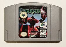 Starfox 64 N64 Nintendo 64 Cartridge Only - Tested Working 1996