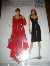 """PATRON"""" NEUE MODE ROBE SEXY & GLAMOUR     TAILLE 34 A 44  N° 23058"""
