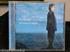 Paul Brady - Oh What a World (cd 2000)