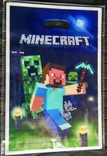 NEW Minecraft Steve Birthday Party TreatBags Party Favor Fillers SEE DESCRIPTION