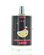 Harajuku Lovers LOVE by Harajuku for Women EDT Spray 3.4 oz.Tester Discountinued