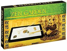 Toysmith Zen Garden Rocks Purified Sand COMPACT Relaxation PING