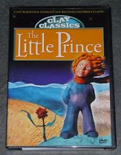 THE LITTLE PRINCE claymation animation NEW SEALED DVD Antoine de Saint-Exupéry