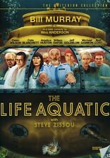 Life Aquatic With Steve Zissou [Criterion Collection] (2005, DVD NEUF) WS