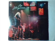 JOHNNY WINTER And live lp UK ROLLING STONES CHUCK BERRY