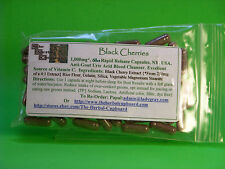 Black Cherry Capsules Gout Uric Acid Crystal Fighter 60 caps 1000mg  $7.49