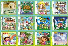 360 games in one NINTENDO DS/DSi/3DS great titles