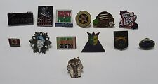 Mixed Lot of 13 Collector Pins Brooch Jewelry #PL1077
