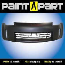 Fits: 2006 2007 Nissan 350Z Coupe Front Bumper Cover (NI1000234) Painted