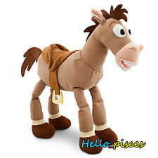 Disney Store Toy Story 3 Woody Horse Bullseye 17 inches Plush Toy Doll US ship