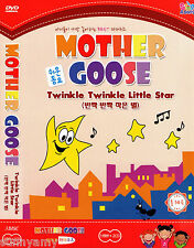 Mother Goose Club Educational 1 DVD & 2 CD Set 1 - Nursery Rhymes Songs (NEW)