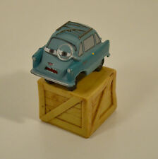 "2"" Professor Z on Crate PVC Car on Stand Cake Topper Disney Pixar Cars 2"