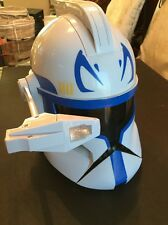 Hasbro Star Wars Captain Rex Clone Trooper Electronic Talking Helmet 2008