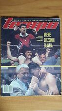 "SPORT MAGAZINE ""TEMPO"" #1421 (1993) FC RED STAR BELGRADE YU CUP WINNER 1993"