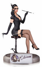 DC COMICS BOMBSHELLS-CATWOMAN STATUE-LIMITED EDITION 1608 OF 5200 - NIP!