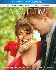 About Time (Blu-ray Disc, 2014)