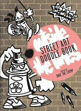 Street Art Doodle Book: Outside the Lines-ExLibrary