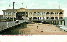ASBURY PARK NJ FIFTH AVENUE ARCADE PRE-07 P/C