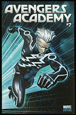Avengers Academy 7 Tron Variant Comic Brandon Peterson Legacy Movie Video Game