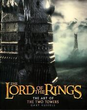 The Art of The Two Towers (The Lord of the Rings)-ExLibrary