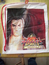NEO GEO SAMURAI SPIRITS SHODOWN II 2 OFFICIAL BAG JAPAN IMPORT!