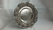 Solid Silver Dish 800 Continental 4.7 ozs (134 grams)