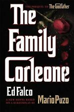 THE FAMILY CORLEONE FALCO/PUZO *BRAND-SPANKING NEW* FREE USPS SHIP TRACK CONFIRM