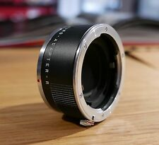Leitz Leica Macro Adapter R 14256