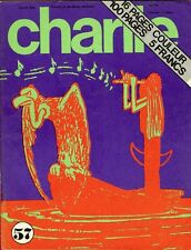 """""""CHARLIE N°57 SPECIAL 100 PAGES/ octobre 1973"""" E.C. SEGAR: POPEYE MYSTERY MELODY"""