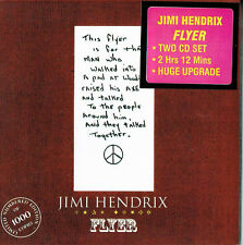 JIMI HENDRIX - FLYER (2Cds) New York 1969 (Brand new & sealed) Only 1000 pressed