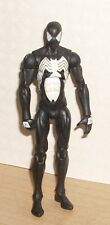 2009 Marvel Universe BLACK COSTUME SPIDER-MAN Hasbro SECRET WARS COMIC 2 PACK