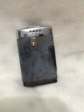 RONSON Vintage Ronson Varaflame Comet Lighter GREY USA