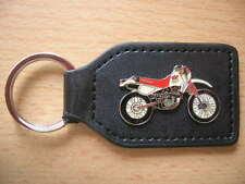 Schlüsselanhänger Yamaha TT 600 TT600 rot/weiß Modell 1993 Motorrad Enduro 0326