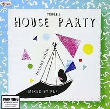 Triple J's House Party Vol 4: Mixed By Klp / Var (2015, CD NIEUW)2 DISC SET