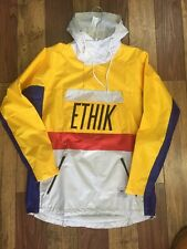 Ethik Primary Anorak White/ Royal/ Yellow Size 2XL